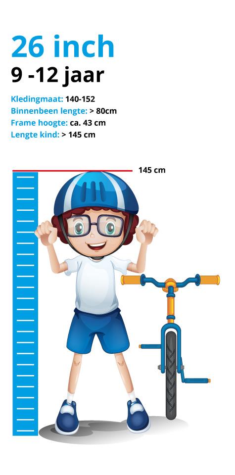 voorspelling lengte kind
