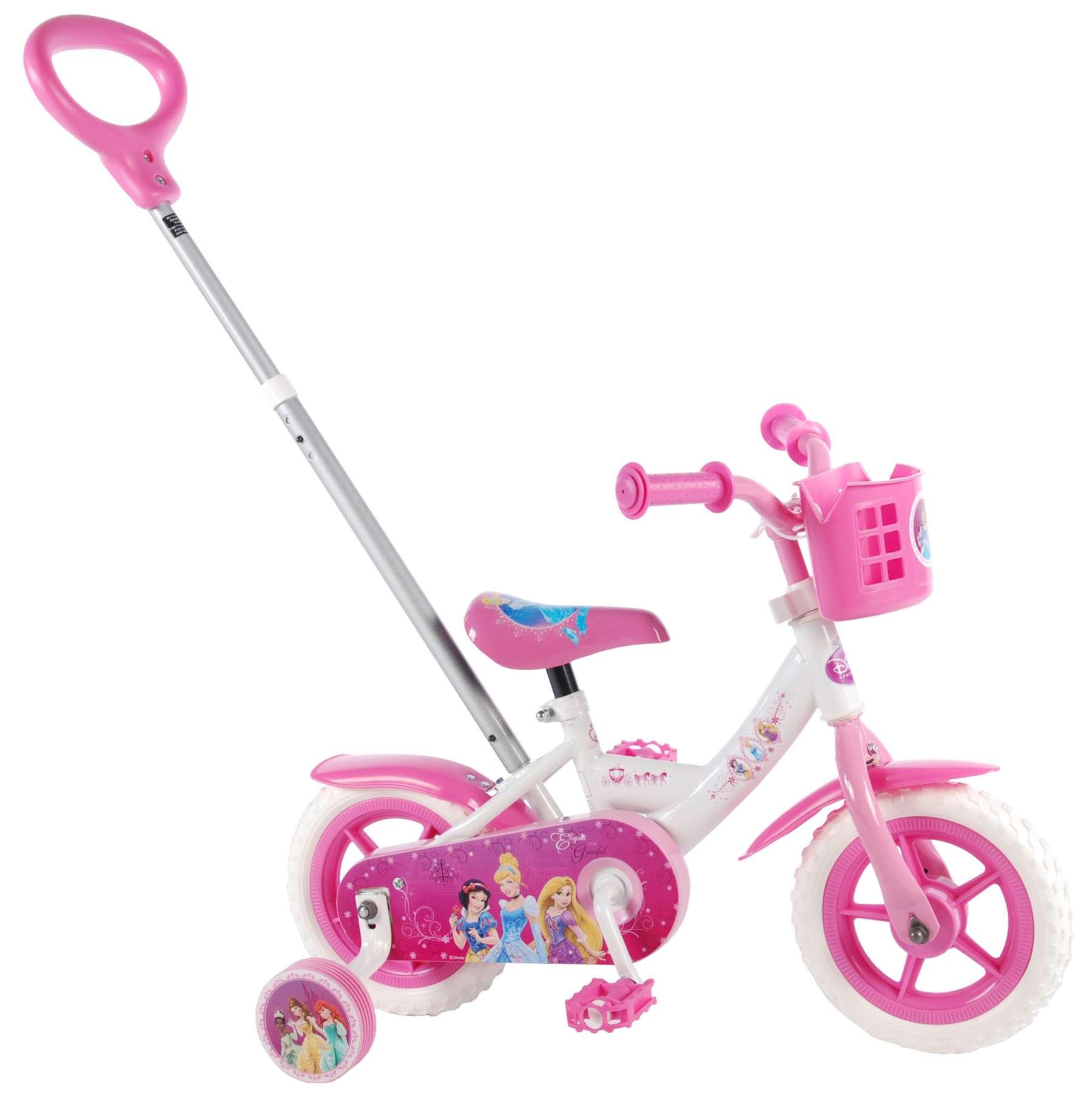disney princess 10 inch girls bicycle. Black Bedroom Furniture Sets. Home Design Ideas