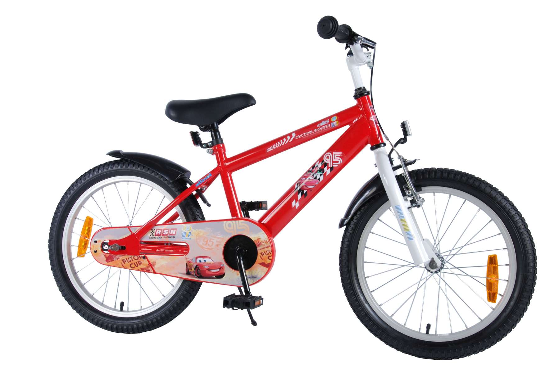 Disney Cars 18 inch boys bicycle