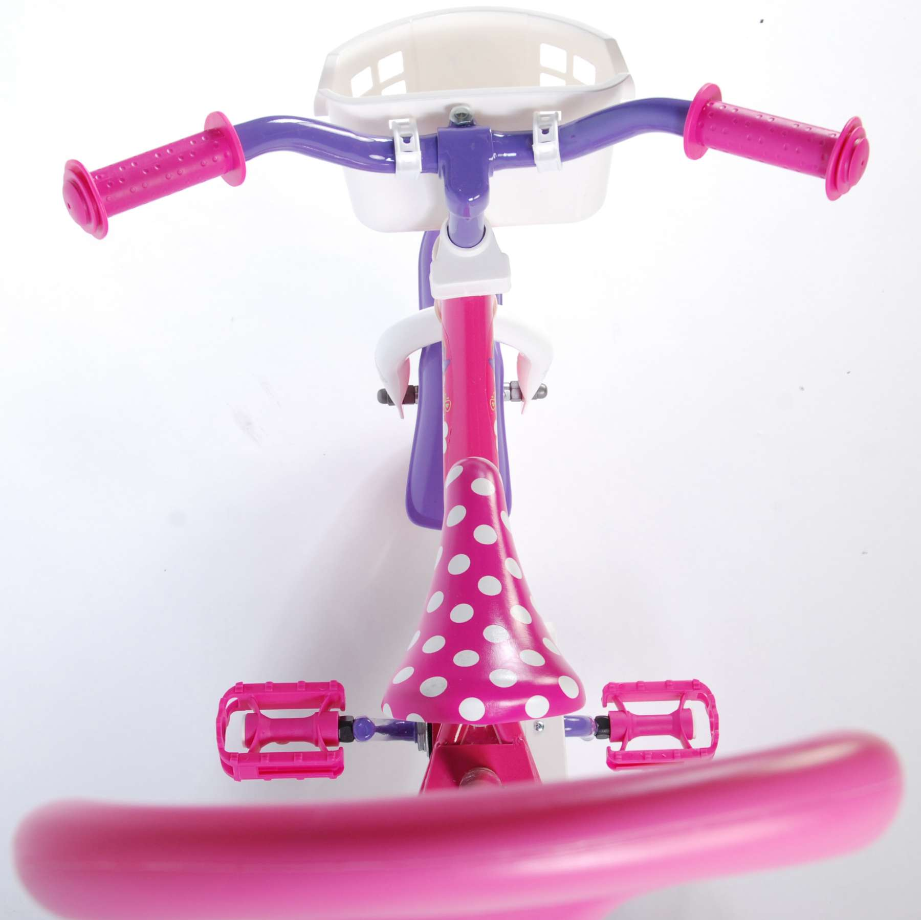 Disney Minnie Mouse Bow Tique 10 Inch Girls Bicycle
