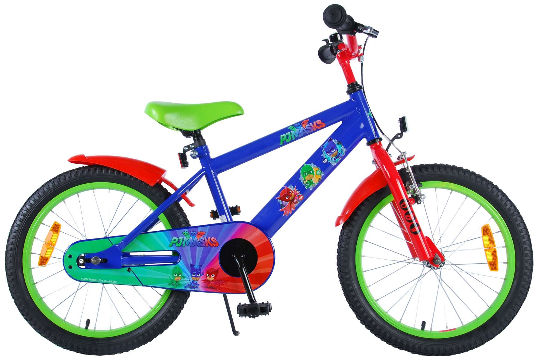 PJ Masks 18 inch boys bicycle