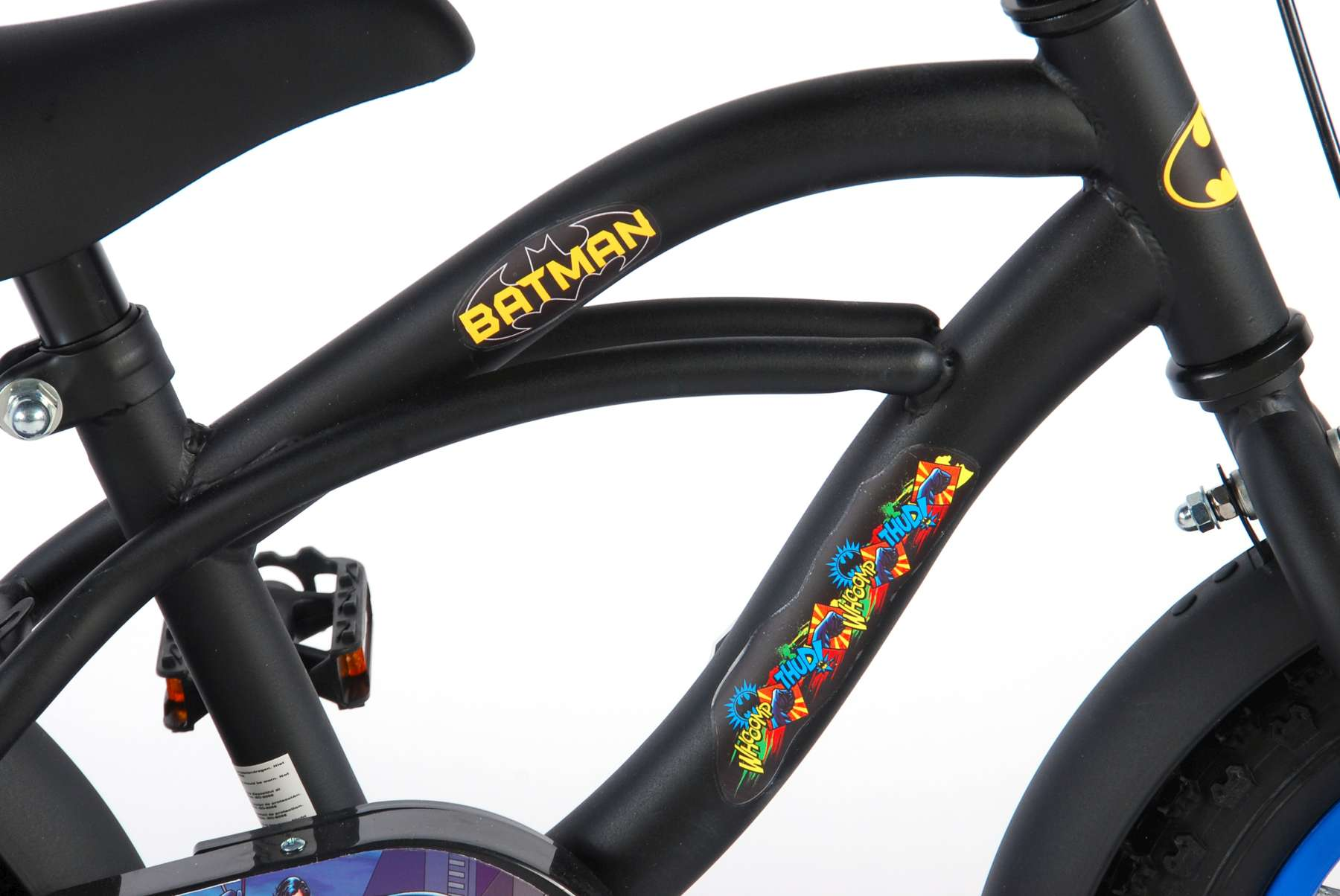 Batman 12 inch boys bicycle 95 assembled