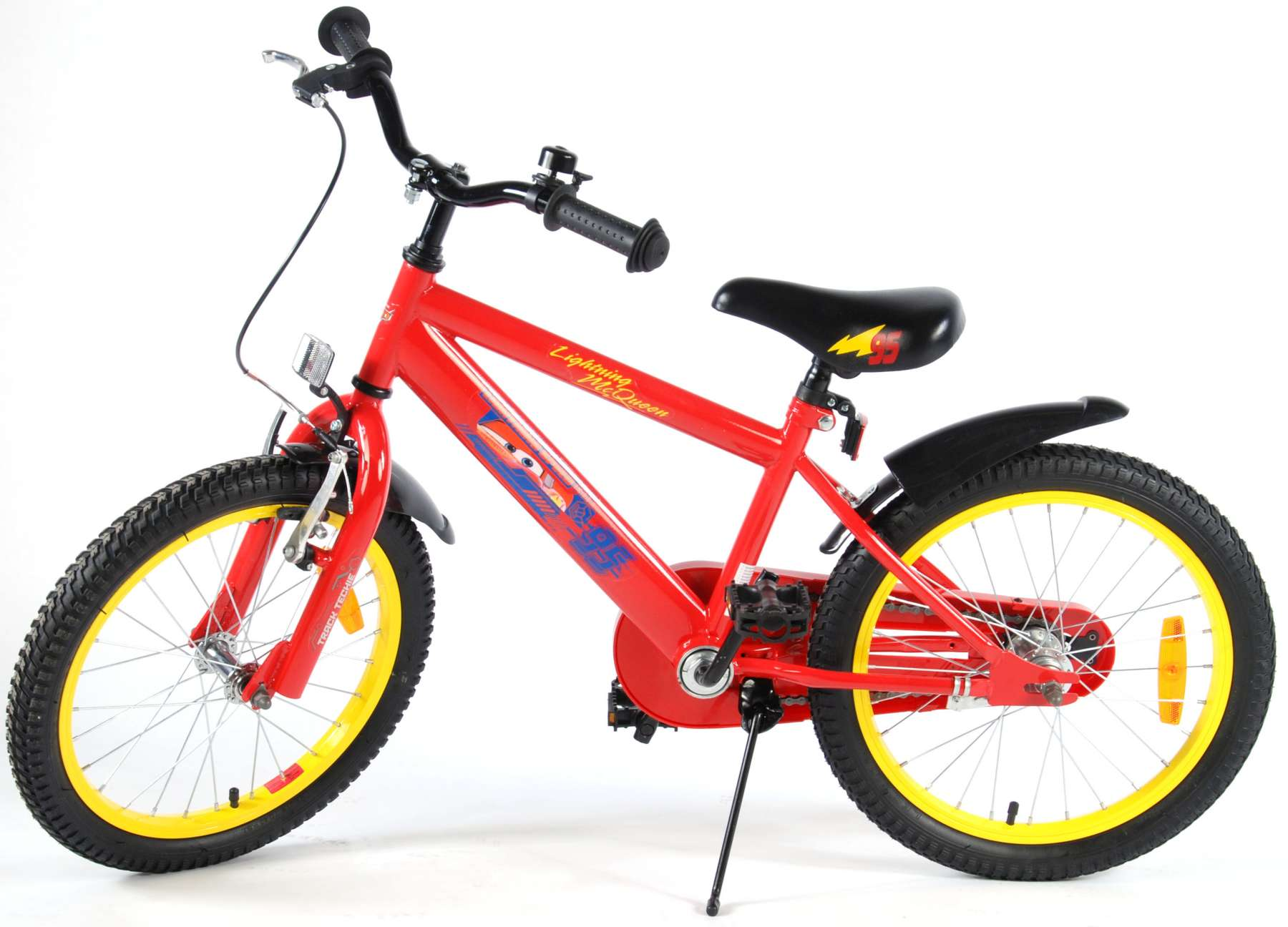 Boys 20 Inch Bike >> Disney Cars 3 18 inch boys bicycle