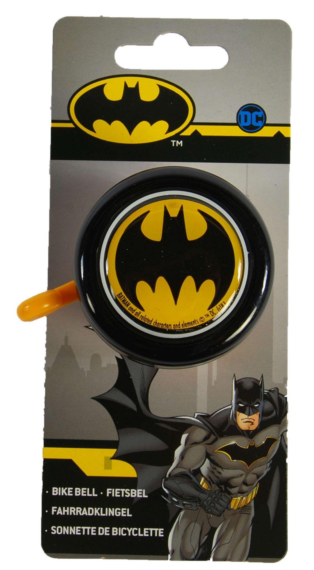 Batman Character Bicycle Handlebar Bike Bell
