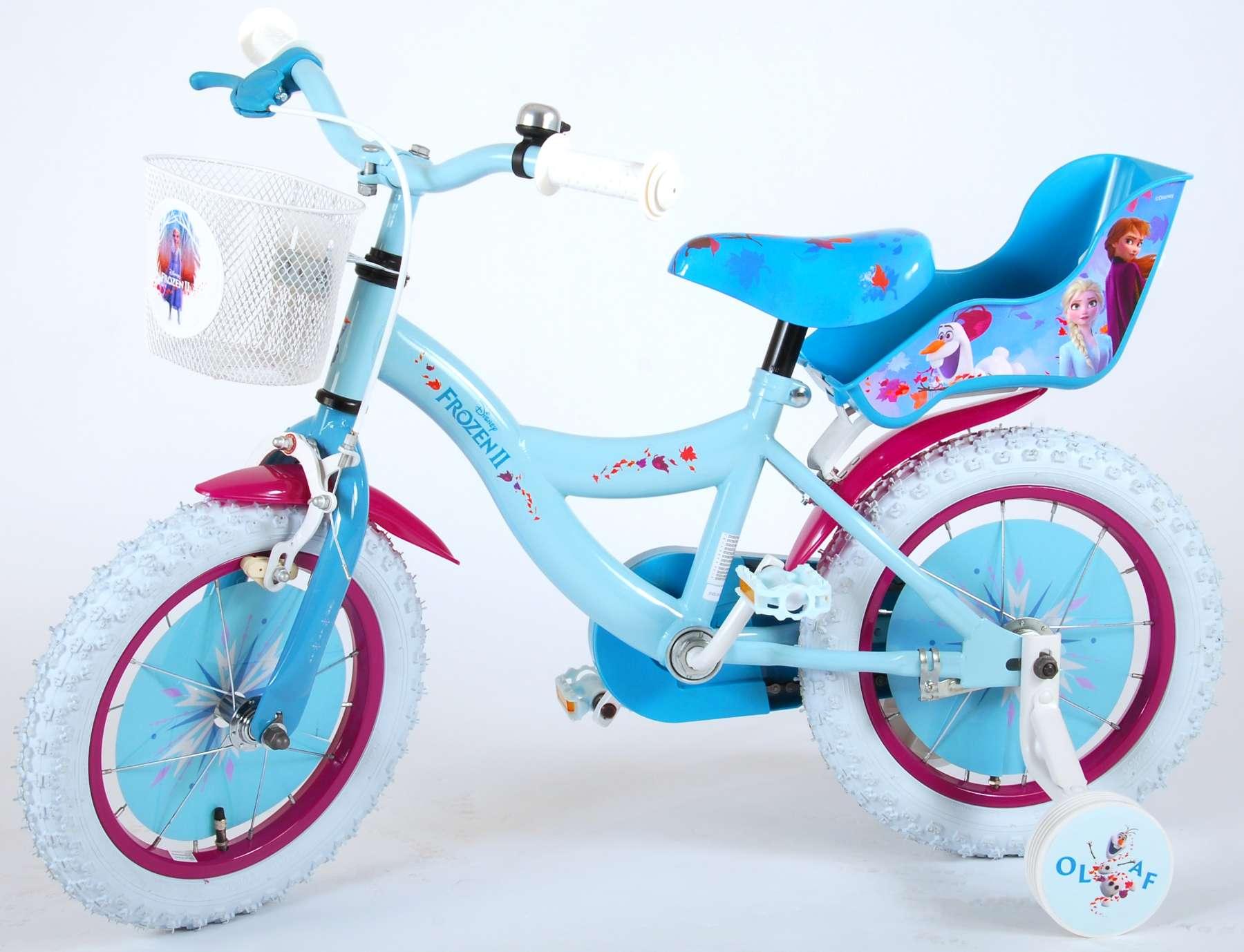 Disney Frozen 2 Children's Bicycle - Girls - 14 inch ...