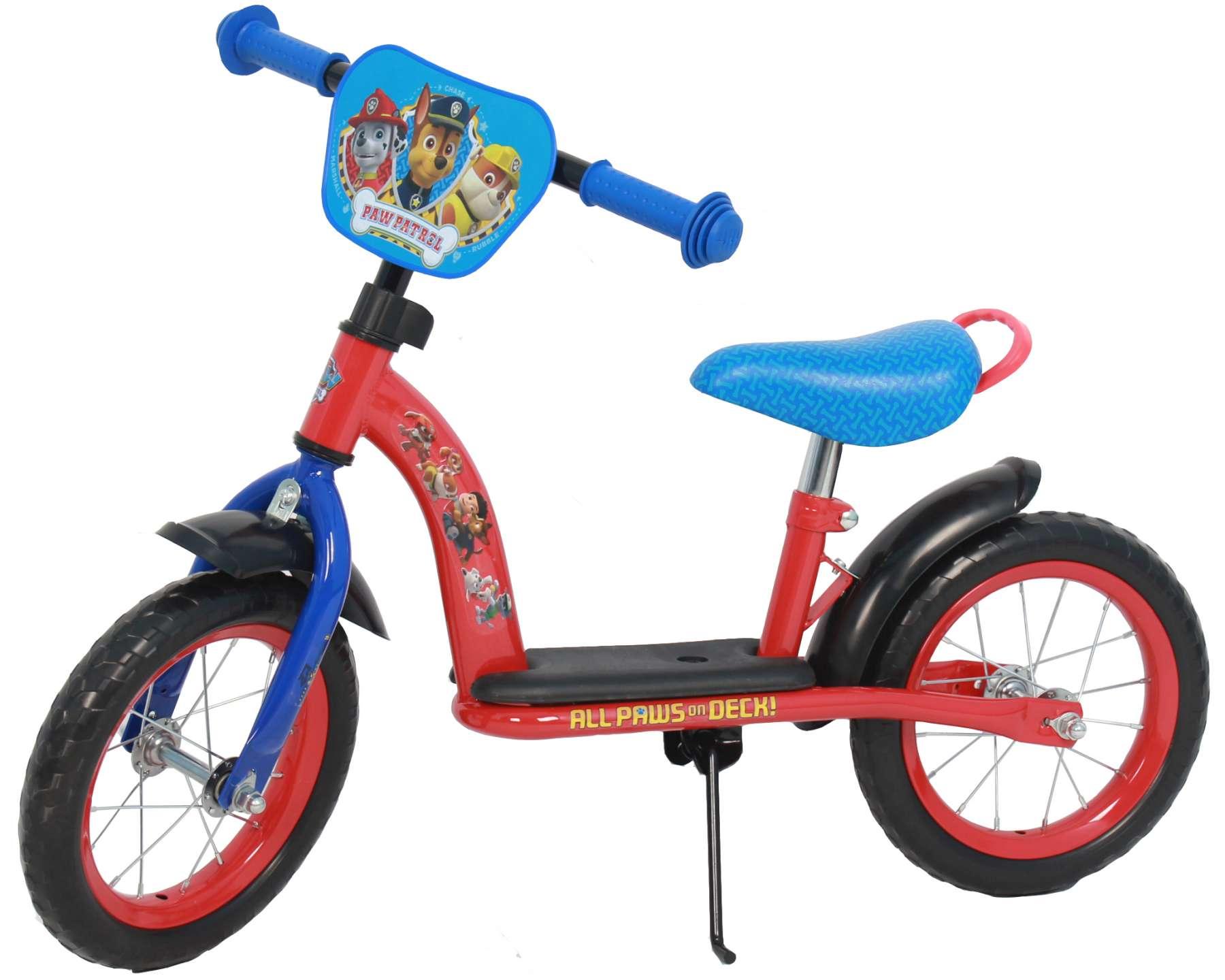 Boys 20 Inch Bike >> Paw Patrol balance bike 12 inch