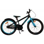 Volare Rocky Children's Bicycle - 20 inch - Black - 95% assembled