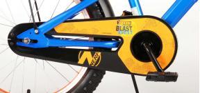 NERF Children's bicycle - Boys - 18 inch - Satin Blue