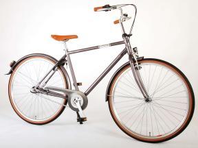 Volare Lifestyle Men's Bicycle - Man - 51 centimeters - Grey - Shimano Nexus 3 gears