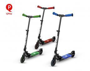 QPlay Honeycomb Step - Kids - Red - With LED Lights