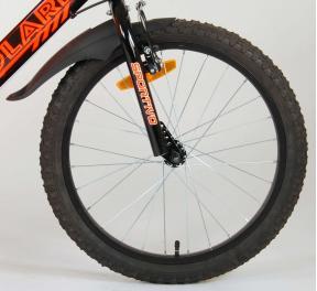 Volare Sportivo Children's Bicycle - Boys - 20 inch - Neon Orange Black - 6 gears