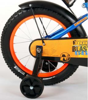 NERF Children's bicycle - Boys - 16 inch - Satin Blue