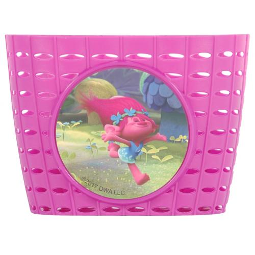 Punky Plastic Bicycle Basket