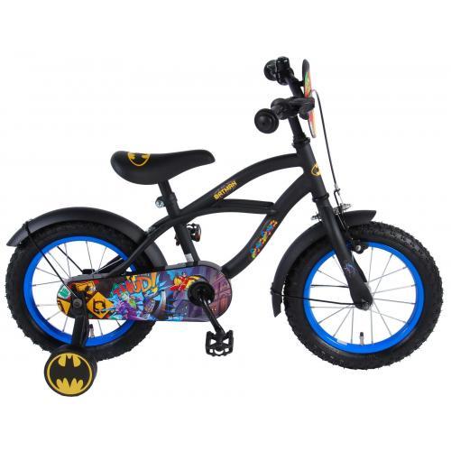 Batman Children's Bicycle - Boys - 14 inch - Black
