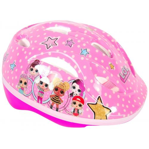 LOL Surprise Girls Bicycle Helmet - Skate helmet 51-55 cm