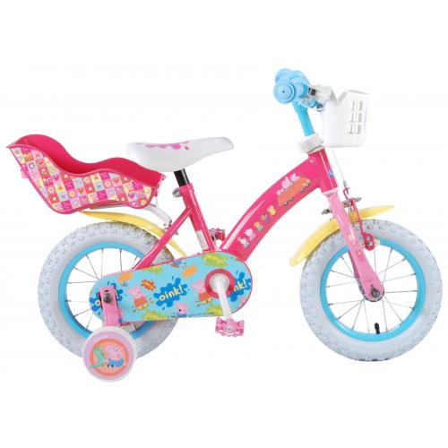 Peppa Pig Children's Bicycle - Girls - 12 inch - Pink