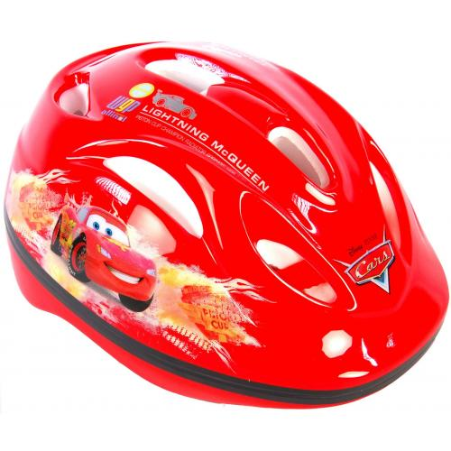 Disney Cars Cycling Helmet - Red - 51-55 cm