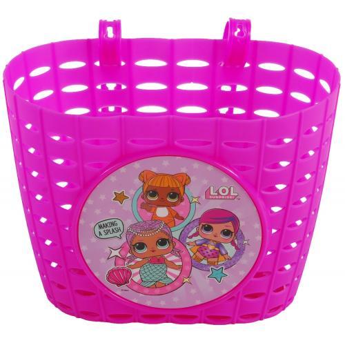 LOL Surprise Plastic Bicycle Basket