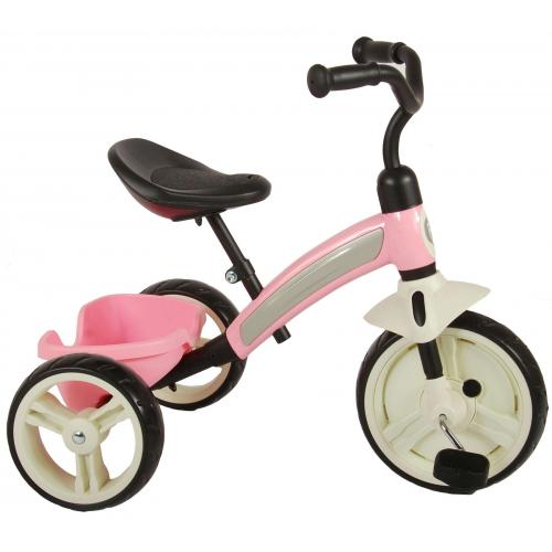 QPlay Elite Tricycle Girls Pink