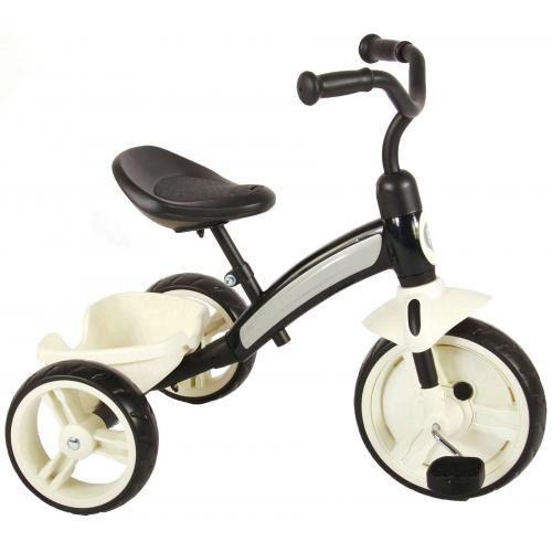 Play Elite Tricycle - Boys and Girls - Black