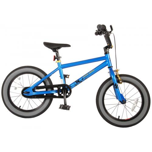 Volare Cool Rider Children's Bicycle - Boys - 16 inch - Blue - 95% assembled