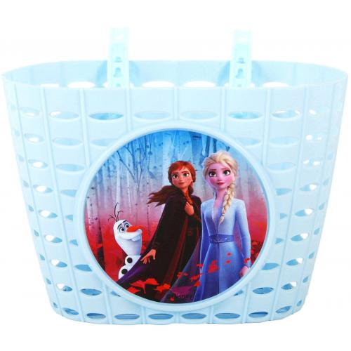Disney Frozen 2 Plastic Basket Girls Light Blue