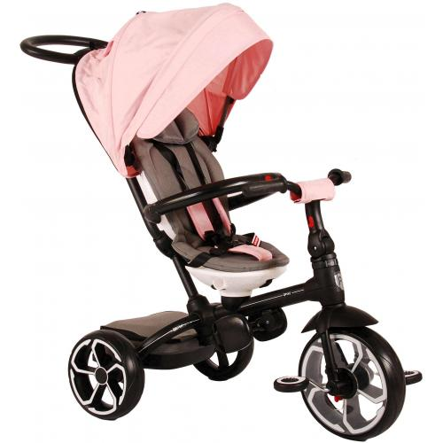 Qplay Tricycle Prime 6 in 1 - Girls - Pink