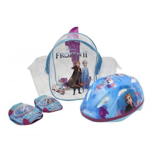 Disney Frozen 2 Protectionset Helmet 51-55cm