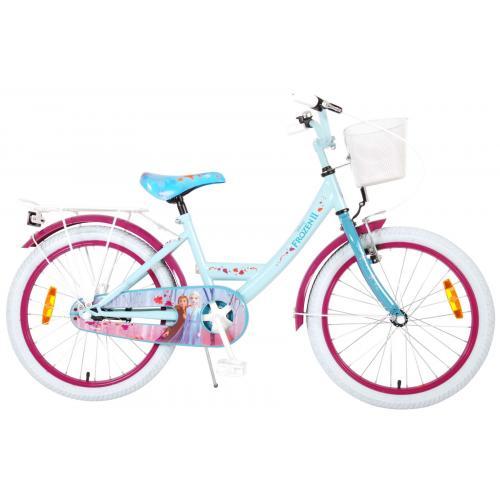 Disney Frozen 2 Children's Bicycle - Girls - 20 inch - Blue / Purple