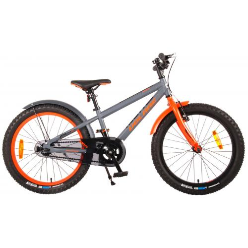 Volare Rocky Children's Bicycle - 20 inch - Gray - 95% assembled