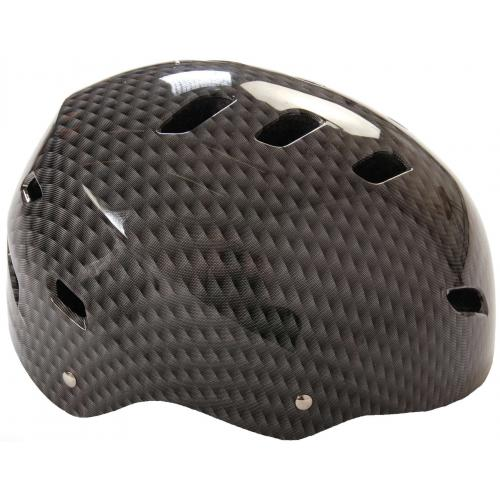 Volare Bike/Skate helmet - Grey - 55-57 cm