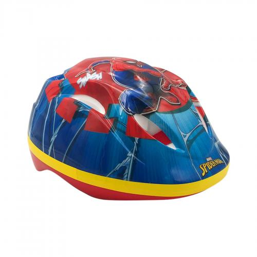 Marvel Spiderman Cycling Helmet - Blue Red - 51 - 55 cm