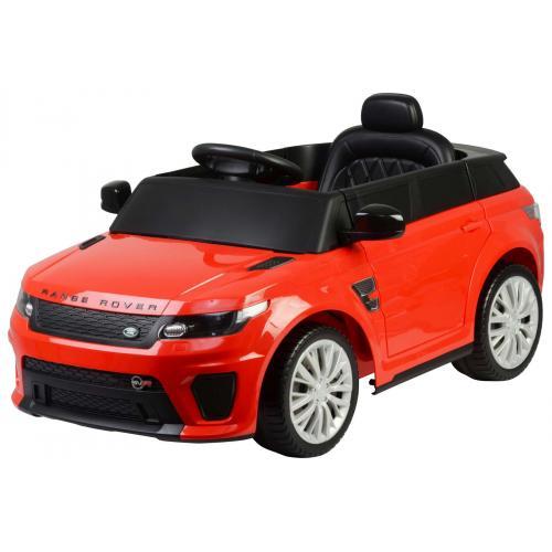 Range Rover Sport SVR - Red