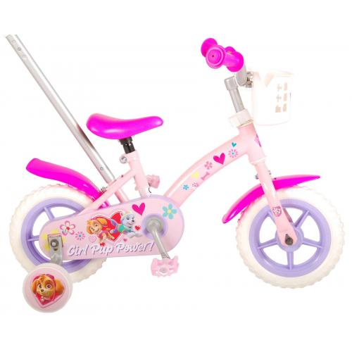 Paw Patrol Children's bicycle - Girls - 10 inch - Pink