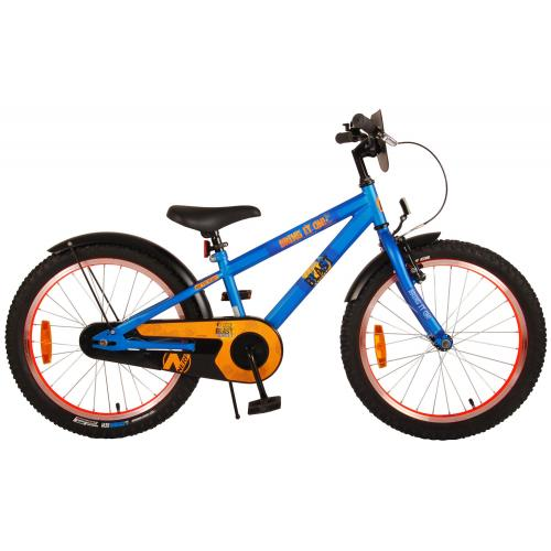 NERF Children's bicycle - Boys - 20 inch - Satin Blue