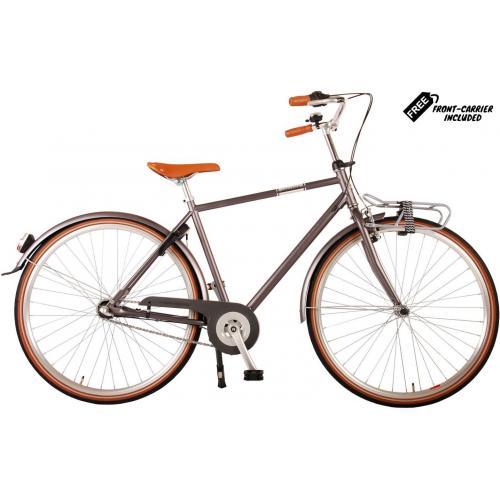 Volare Lifestyle Men's Bicycle - Man - 56 centimeters - Grey - Shimano Nexus 3 gears
