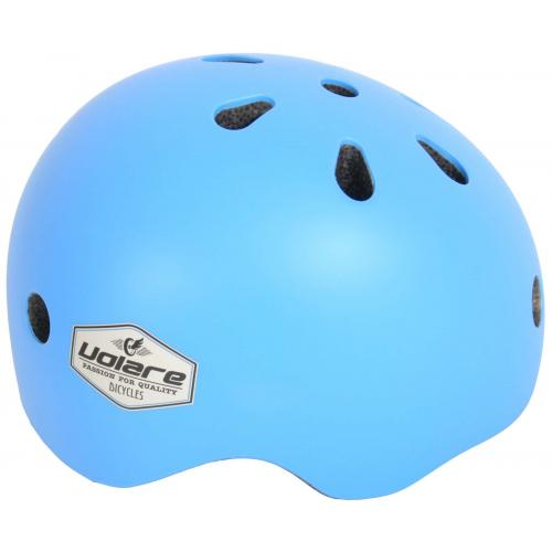 Volare Bicycle Helmet - Kids - Blue - 45-51 cm