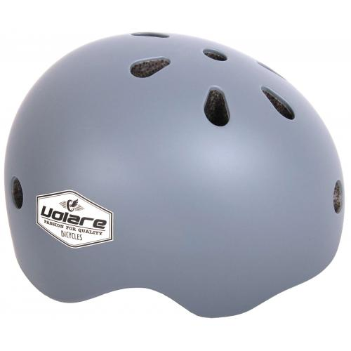 Volare Bicycle Helmet - Kids - Grey - 45-51 cm