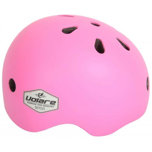 Volare Bicycle Helmet - Kids - Pink - 45-51 cm