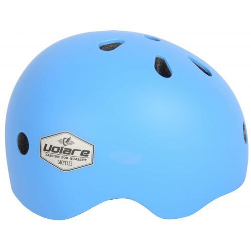Volare Bicycle Helmet - Kids - Blue - 51-55 cm