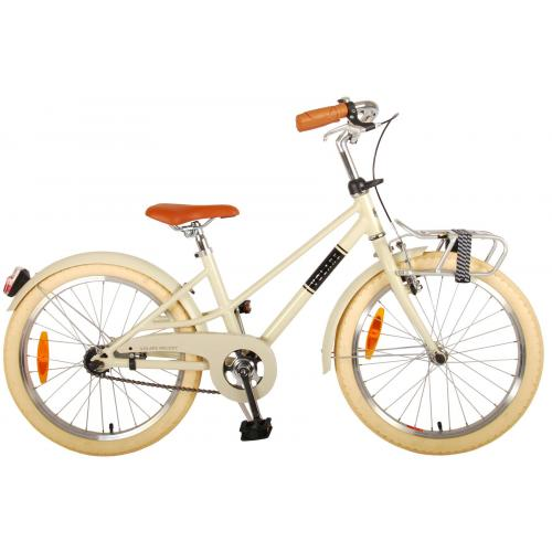 Volare Melody Children's bicycle - Girls - 20 inch - Sand - Prime Collection