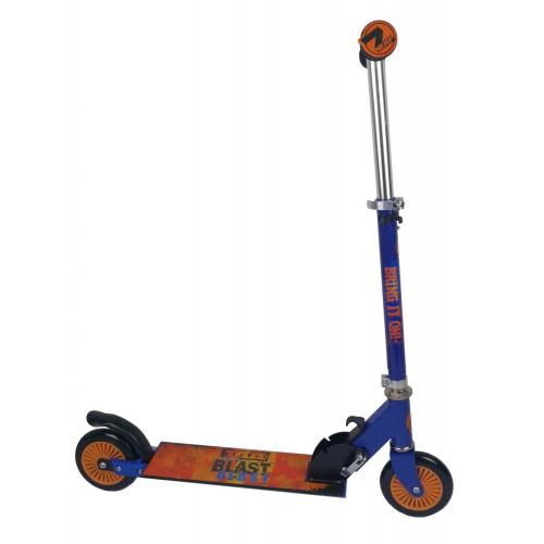 NERF Inline Scooter - Children - Satin Blue