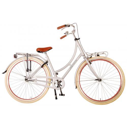 Volare Classic Oma Women's bicycle - 45 centimeters - Matt Silver