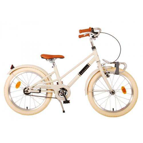Volare Melody Children's bicycle - Girls - 18 inch - Sand - Prime Collection