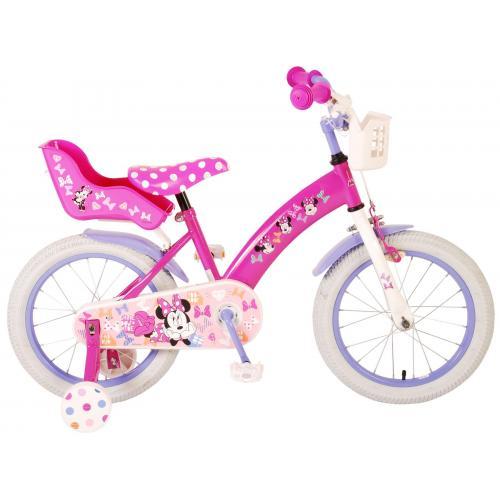 Disney Minnie Bow-Tique Children's Bicycle - Girls - 16 inch - Pink