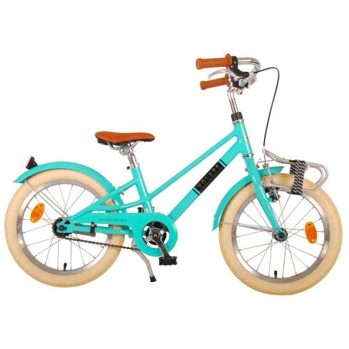 Volare Melody Children's bicycle - Girls - 16 inch - turquoise - Prime Collection