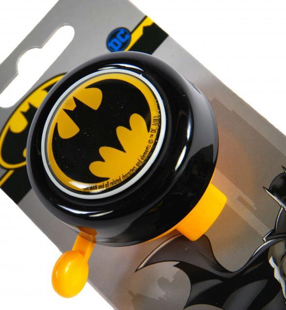 Batman Bike Bell - Boys - Black