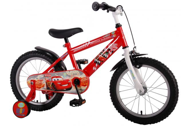 Disney Cars 16 inch boys bicycle