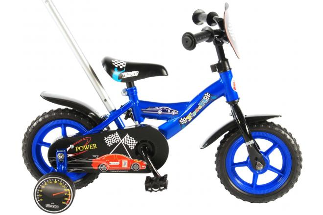 Volare Power Children's Bicycle - Boys - 10 inch - Blue
