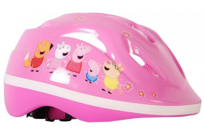 Peppa Pig Girl's Bicycle Helmet - Pink - 51-55 cm